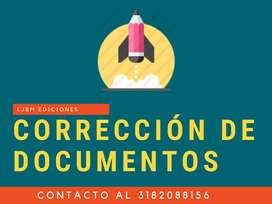Correcta edición y maquetación de proyectos