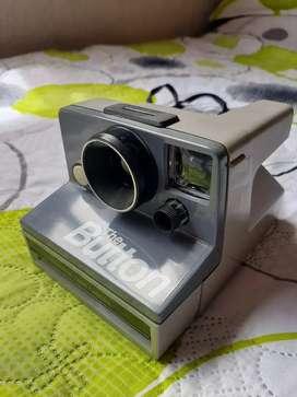 Cámara Polaroid para coleccionistas