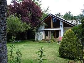 Alquiló casa en Bariloche
