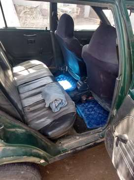 Vendo camioneta estation wagon Toyota con motor resien reparado todo en general.en muy buen estado