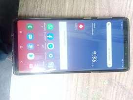 Vendo Samsung Not 9