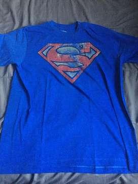 Camiseta Superman Original