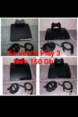 Play 3 Slim 150gb