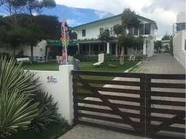 Casa vacacional en punta carnero