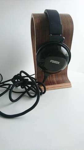 Audífonos Fostex TR-X00 Ebony cerrados Hi-Fi