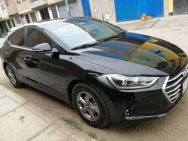 Alquiler Auto Hyundai Elantra Glp Mecánico