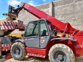 Alquilar de maquinas de construcción Preatsa S.A.S.