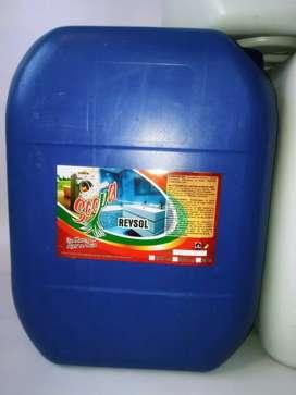 Jabón líquido para lavadora rey garrafa de 20 litros