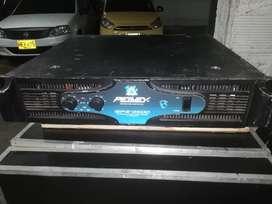 Vendo Amplificador Peavey 3.500