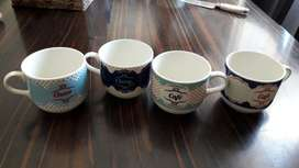 Mugs Corona X 4