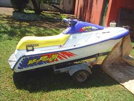 Yamaha Wave Runner 3 + Trailer Continental