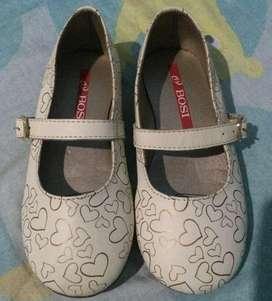 Zapatos tipo Mafalda BOSI para niña Talla 28
