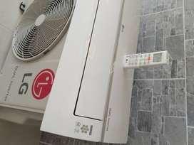 Aire acondicionado LG INVERTER 12BTU