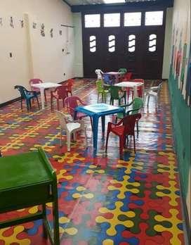 Inmobiliario Jardin infantil