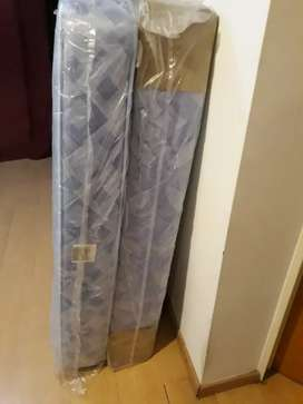Vendo summier colchón espuma nuevo