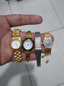 Relojes para Dama 2 Mano Bonitos