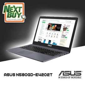 Computador Portátil Asus N580GD E4202T