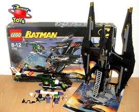 Lego Batman 7782 - Año 2006 Completo !!!