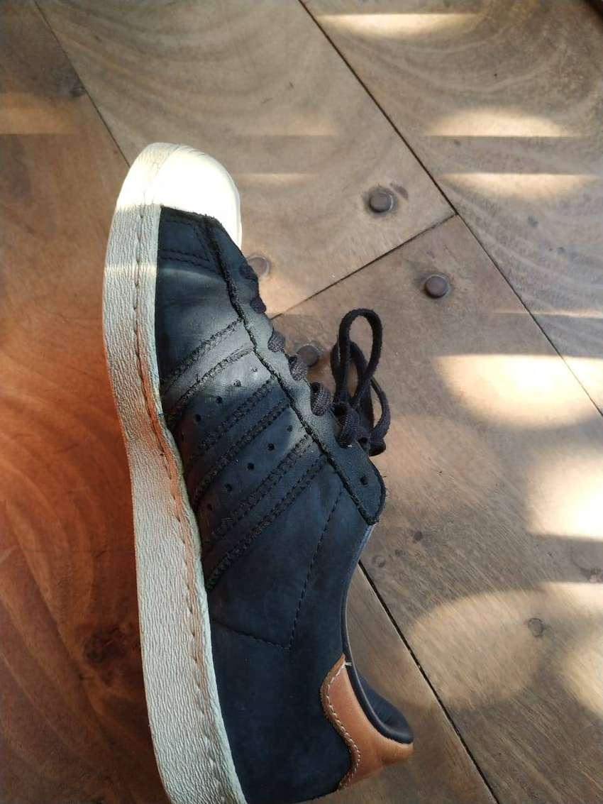 Zapatillas Adidas Originales Superstar negras