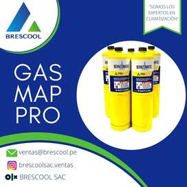 GAS MAP PRO