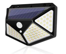 LUZ SOLAR 100 LED RECARGABLE