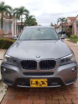 Camioneta BMW X3 F25 Xdrive 2.0d