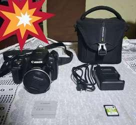 Cámara Canon SX50 HS