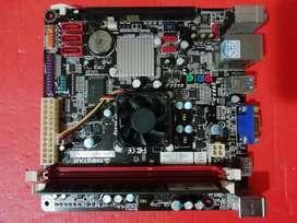 Board Ddr3 Procesador In Tre Grado Hdmi,