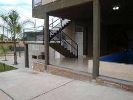 qm62 - Departamento para 2 a 4 personas con pileta y cochera en Termas De Rio Hondo