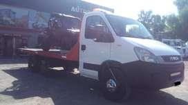 Auxilio Mecánico Grúas 24HS en Monte Castro