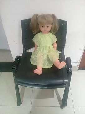 Muñeca q habla