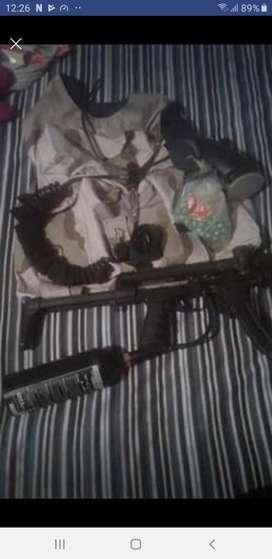 Pistola de Pinball 1127667158