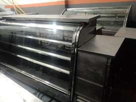 Nevera refrigerador totalmente en acero