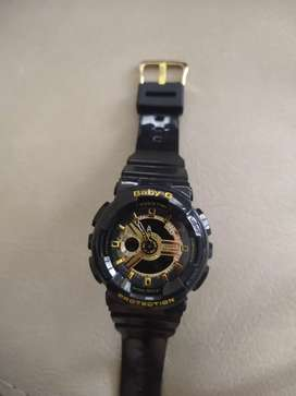 Reloj nuevo baby g