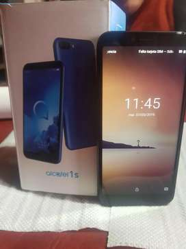 Vendo Alcatel 1S