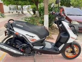 Bws X motard Yamaha