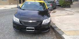 chevrolet prisma 2014 sin licencia impecable estado