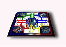 Juego Parques Avengers