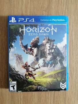 Vendo Horizon Zero Dawn Play 4