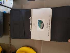 Manual Mercedes Mantenimiento Original