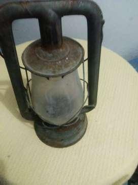 lampara antigua española