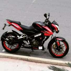 Se vende moto pulsar 200 en perfectas condiciones