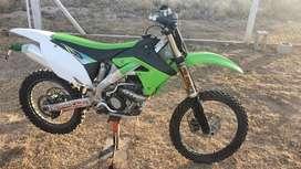 Kawasaki kx 250 f