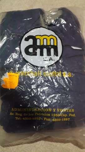 Vendo mamelucos termicos nuevos en bolsa
