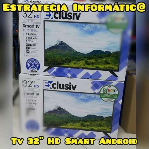 Tv Exclusiv  32 Pulgadas 0