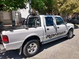 Vendo Ford Ranger al día