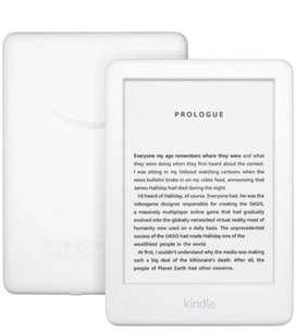 Amazon Kindle Blanca 2019 Completamente Nueva