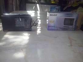 Radio portátil multibanda sunny ICF SW11