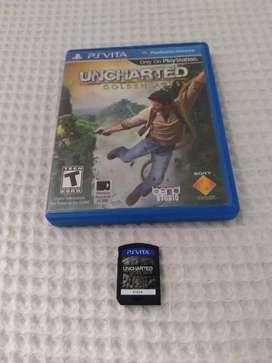 juego Uncharted Vita cambio