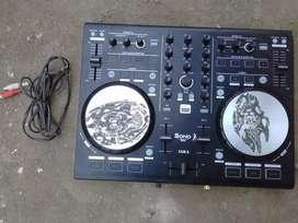 Mezcladora de música